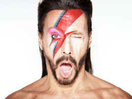 picture of French DJ Bob Sinclar