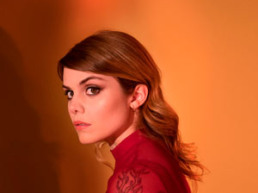 Picture of French singer Coeur de Pirate